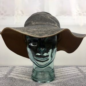 HOLLYWOOD INTUITION Distressed Western Boho Hat
